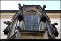 Image for Gargoyles on oriel chapel / Chrlice arkýrové kaple - Karolinum (Prague)