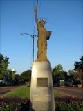 Image for Statue of Liberty Replica - Columbus, Mississippi