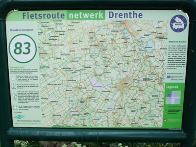 83 - Leutingewolde - NL - Fietsroutenetwerk Drenthe