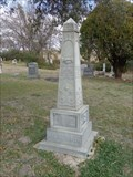 Image for Sarah Ann Wilkerson - Rockwall Cemetery - Rockwall, TX