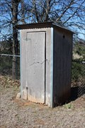 Image for Sycamore Cemetery Outhouse - Sycamore, TX