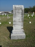 Image for Sadera P. Pippin - Miller Grove Cemetery - Miller Grove, TX