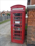 Image for Red Telephone Box - Plumtree, Nottinghamshire