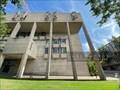 Image for Philip Johnson - List Art Building - Brown University - Providence, Rhode Island