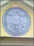 Image for Aliancní znak vratislavského arcibiskupa Trauttsmanndorfa - Dobrá, Czech Republic