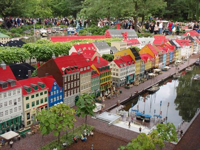 Nyhavn Quay - Billund, Denmark