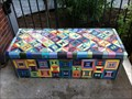 Image for Mosaic Bench - San Jose, CA