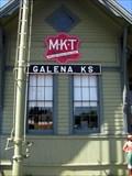 Image for KATY Railroad Depot, Galena, Kansas