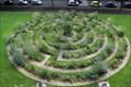 Image for Labyrinthe dans le jardin de la Vieille Ville - Boulogne sur mer - France