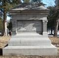 Image for Quantrill Raid Victims Memorial - Lawrence Kansas