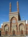 Image for Plum Street Temple - Cincinnati, Ohio