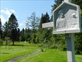 Image for Outdoor Stations of the Cross - Chemin de croix, Sanctuaire Notre-Dame d'Etchemin, Lac-Etchemin, Qc, Canada