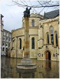 """Image for Temple Church - """"The Da Vinci Code"""", Dan Brown, London, UK"""