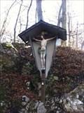 Image for Christian Cross near Reichenstein Castle - Arlesheim, BL, Switzerland