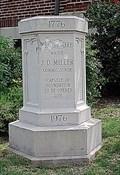 Image for Dade County Time Capsule – Trenton, GA