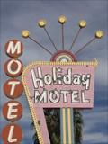 "Image for Holiday Motel - ""Sunday Strip"" - Las Vegas, Nevada"