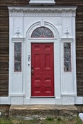 Image for Unusual Doorway - North Smithfield RI