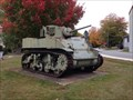 Image for M5 Light Tank - Plainfield, CT
