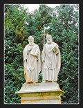 Image for Saints Cyril and Methodius/ Svatí Cyril a Metodej - Prepychy, Czech Republic