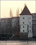 Image for Prague's Lesser Town Water Tower / Malostranská vodárenská vež