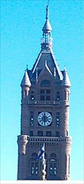 Image for Salt Lake City and County Building Bell Tower - Salt Lake City, Utah