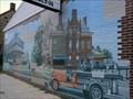 Image for The Abbottstown Lincoln Highway Mural - Abbottstown, PA
