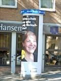 Image for Concrete Advertising Column - Monheimsallee 1 - Aachen - NRW - Germany