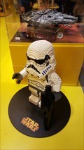 Image for LEGO Stormtrooper - Washington Square Mall - Tigard, OR