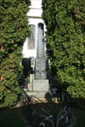 Image for Pocepice WW I Memorial