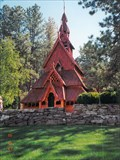 Image for Rapid City, South Dakota: 12th Century Replica Church