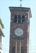 Image for San Babila Church Bell Tower - Milan, Italy