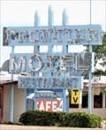 Image for Frontier Motel - Route 66 Neon - Truxton, Arizona, USA.
