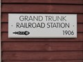 Image for Grand Trunk Railroad Station - 1906 - Yarmouth, ME