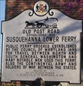 Image for Susquehanna Lower Ferry