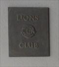 Image for Lions Club Marker - Hotel Krone - Tübingen, Germany, BW