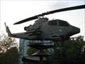 Image for AH-1 Cobra attack helicopter - Bristol, VA