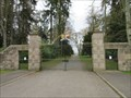 Image for Queen Mother Memorial Gates - Glamis, Angus.