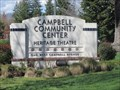 Image for Campbell Community Center - Campbell, CA