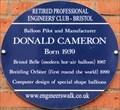 Image for Donald Cameron - Bristol Aquarium, Anchor Road, Bristol, UK