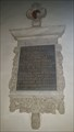 Image for Elizabeth Vere monument - St Peter's church - Henley, Suffolk