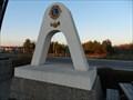 Image for L'Arche de l'Amitié (Friendship Arch) - Lions St-Apollinaire, Qc, Canada