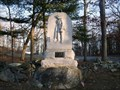 Image for 9th Pennsylvania Reserves (38th Infantry) Monument - Gettysburg, PA