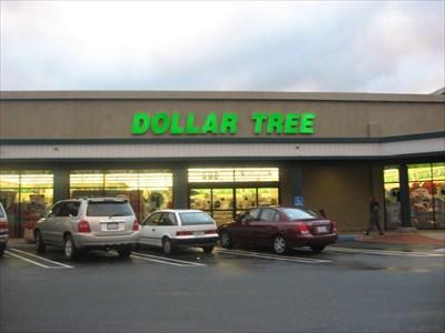 dollar tree el camino real sunnyvale ca dollar stores on. Black Bedroom Furniture Sets. Home Design Ideas