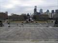 Image for Philadelphia Museum of Art Southeastern Plaza Steps - Philadelphia, PA