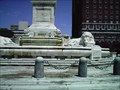 Image for McKinley Monument Lions - Buffalo, NY