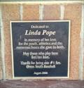 Image for Linda Pope Field - Orem, Utah