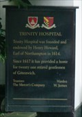 Image for Trinity Hospital - Greenwich, UK