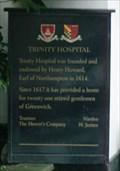 Image for Trinity Hospital - Greenwich, UK