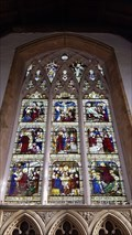 Image for Stained Glass Windows - Holy Cross church - Byfield, Northamptonshire