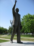 Image for Dr. Martin Luther King Jr Statue - Stockton, CA